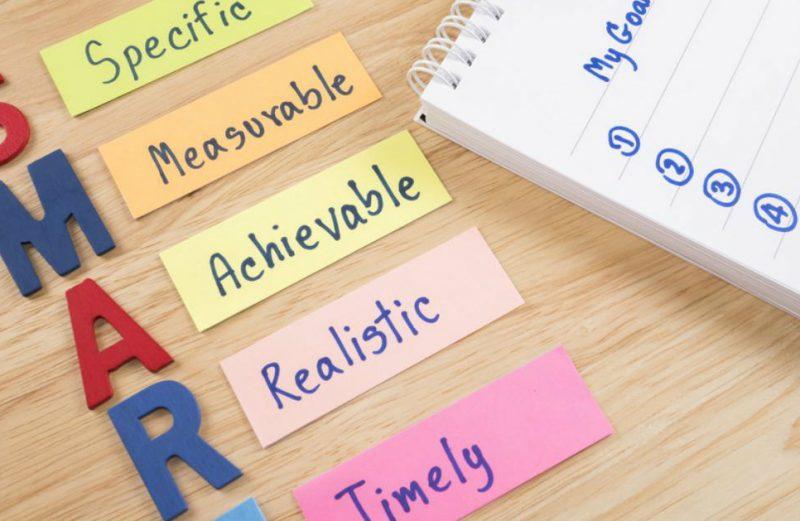 Como definir objetivos e metas em pequenas e médias empresas