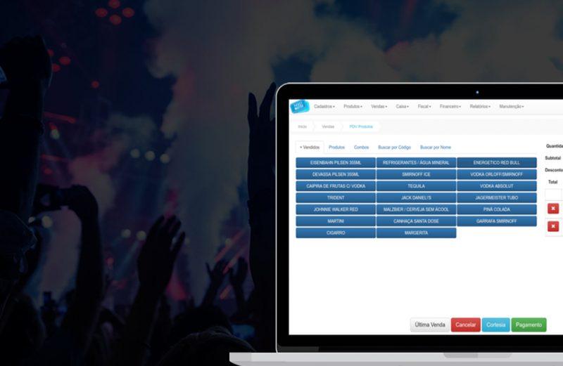 Sistema TicketMaster
