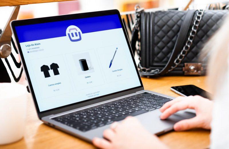 catálogo digital com hiper shops